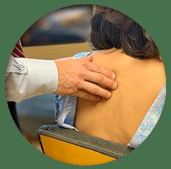 Chiropractor Burnsville MN Palpation